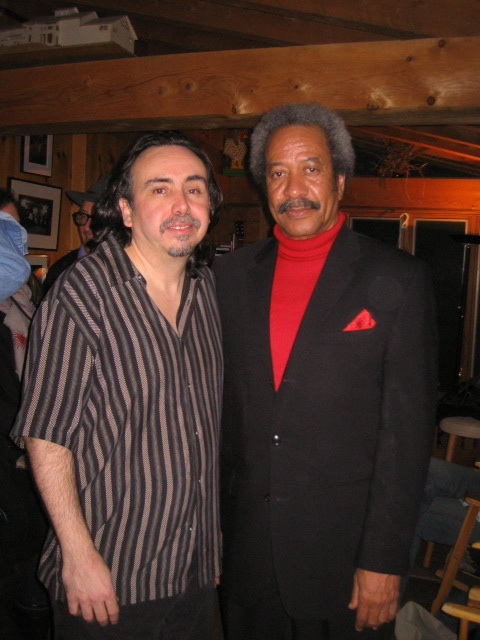 Brian and Allen Toussaint