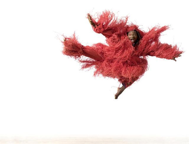 "Senegalese ""Mama"" Spirit Dance"