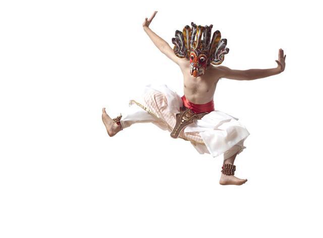 Sinhalese Devil Dance
