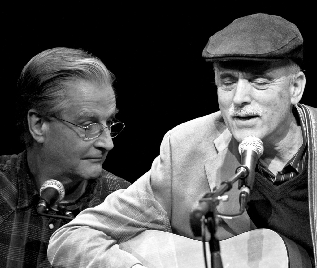 Geoffrey Muldaur and Jim Kweskin.