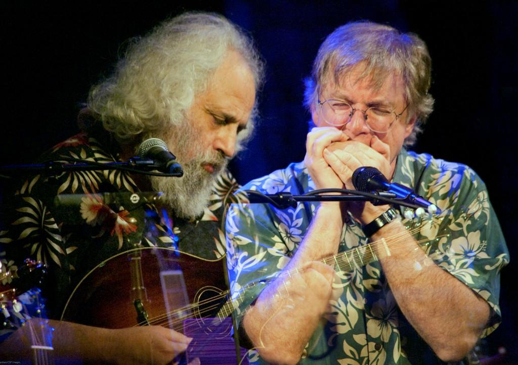 David Grisman and John Sebastian 10/1/09