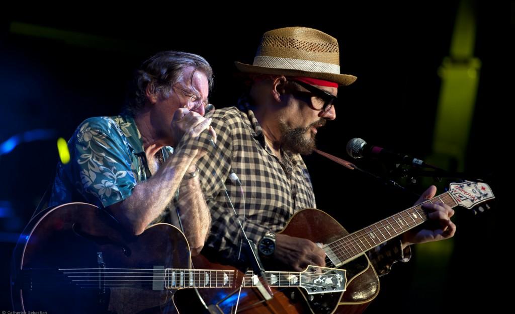 John Sebastian and Jimmy Vivino