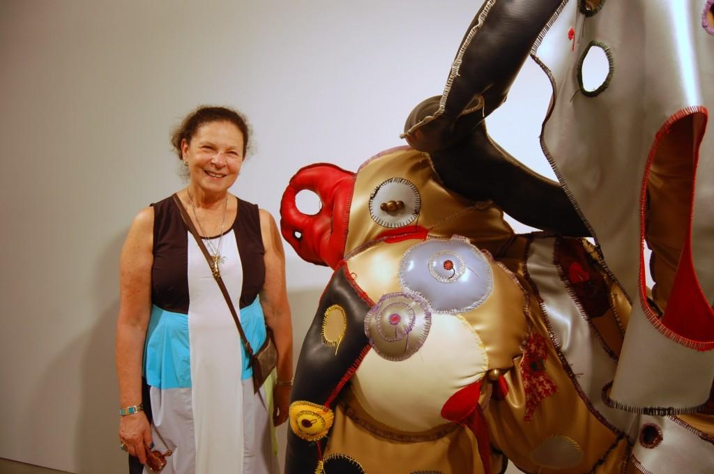 Livia Straus with Fischer RMF2031