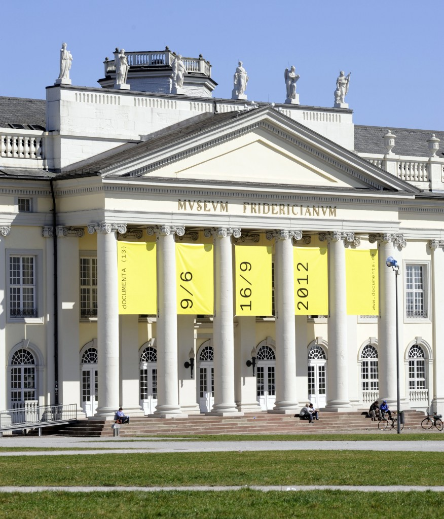 Fridericianum / dOCUMENTA 13 / Kassel / 2012, Photo © Nils Klinger