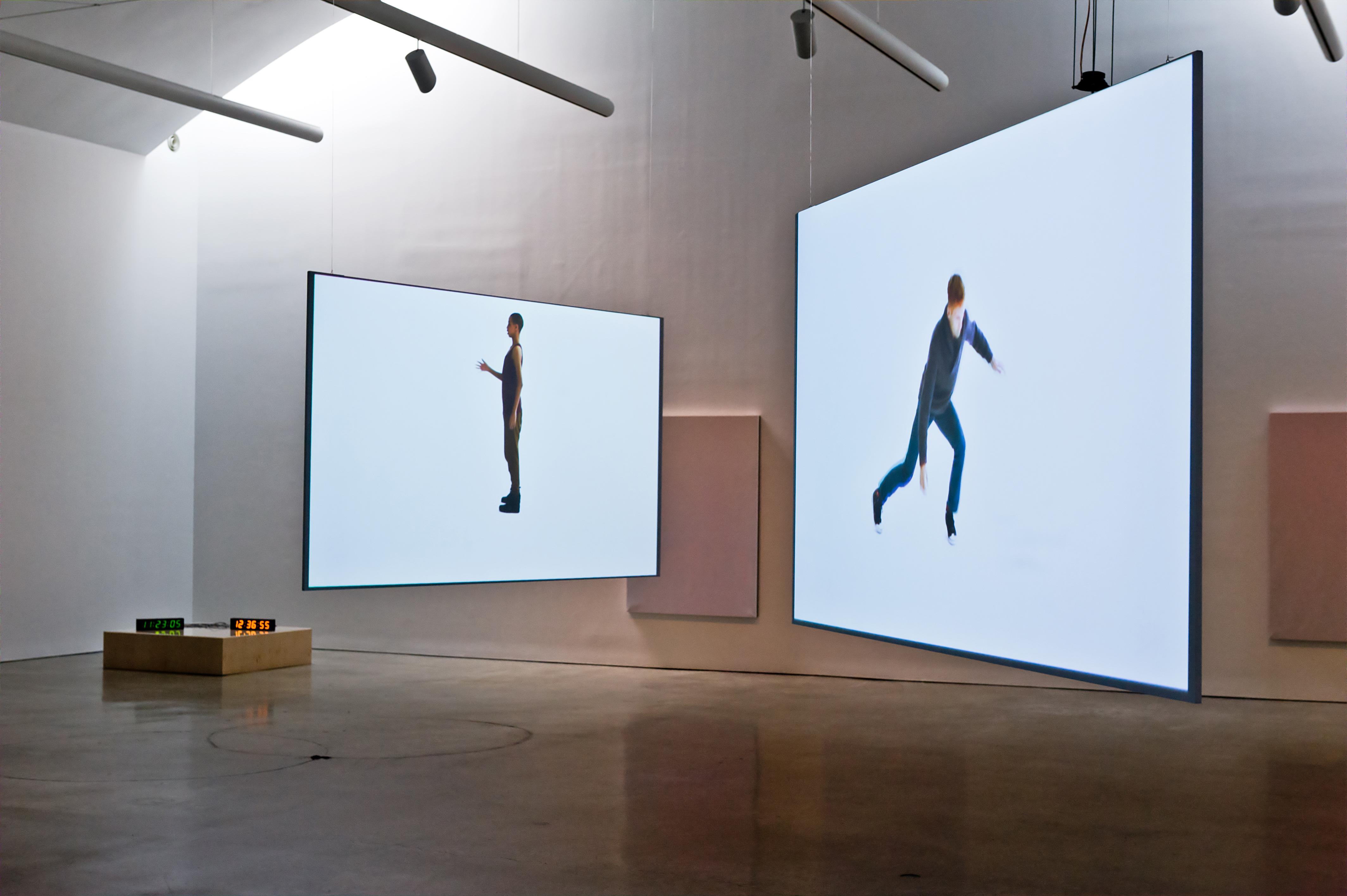 Brennan Gerard & Ryan Kelly, Kiss Solo, 2012. Installation view of Anti-Establishment, CCS Bard Galleries, 2012, Chris Kendall Photographer