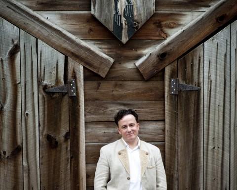 Alexander Platt at the Maverick Hall