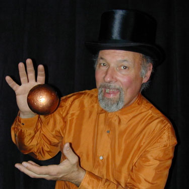 Andy Weintraub in The Great All-American Magic Show