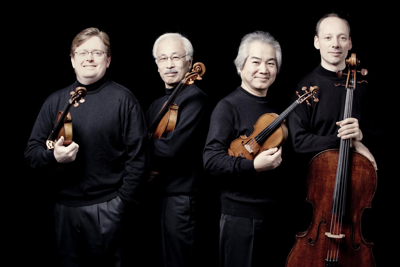 Tokyo Sting Quartett Photo: Marco Borggreve