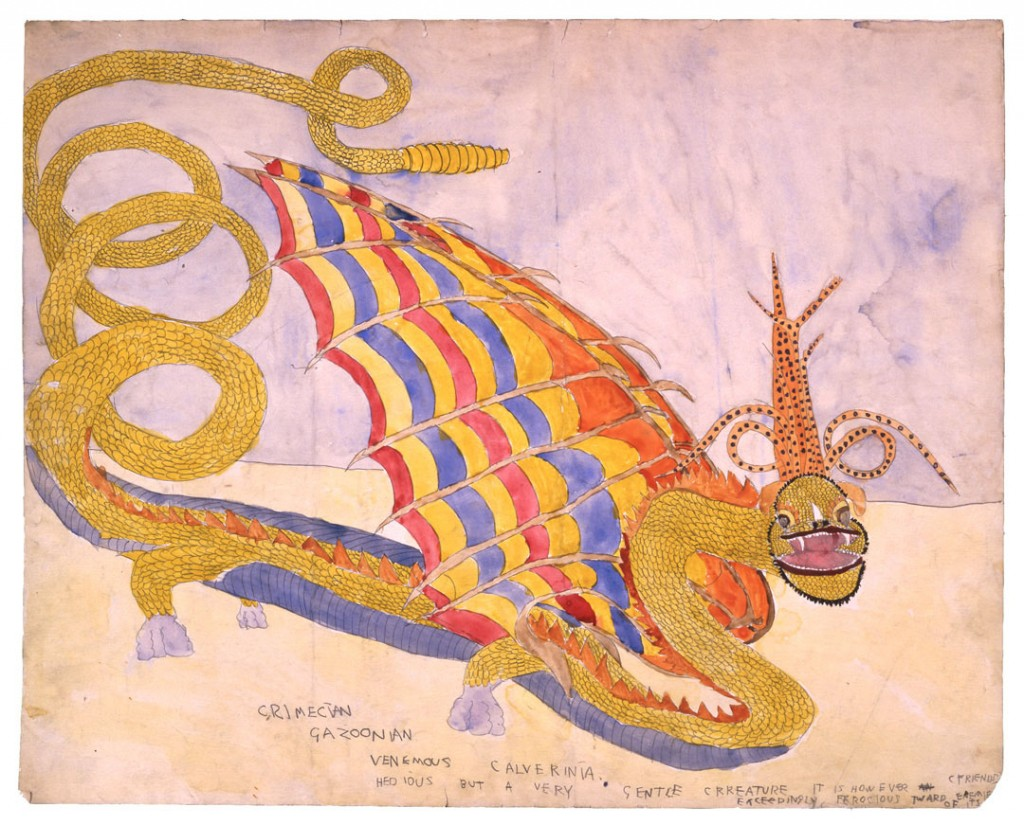 Henry Darger Grimecian
