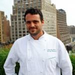 Chef Josh Kroner of Terrapin Restaurant, Rhinebeck