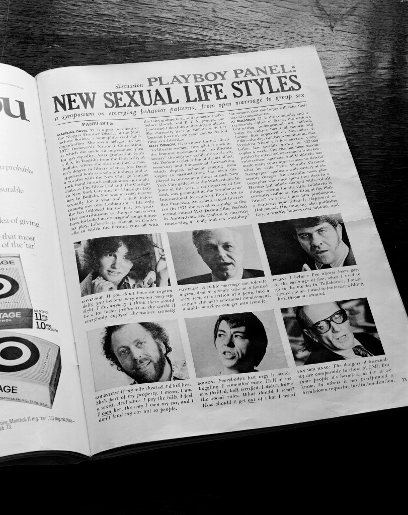 Gerard Byrne, New Sexual Lifestyles, 2002