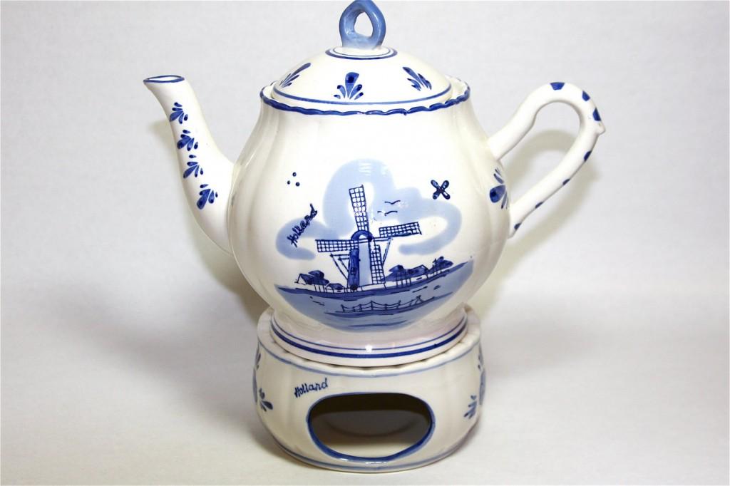 Delft Teapot