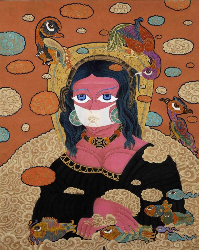 Dedron Mona Lisa 2012