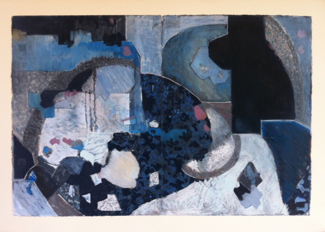 Judith Jamison - Blue