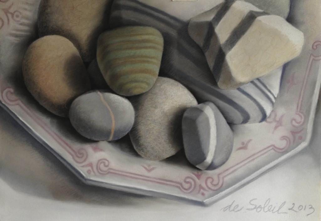 Margarete de Soleil-mutable stones