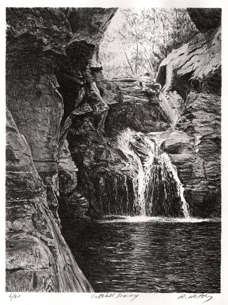 Ron Netsky - Catskill Scenery