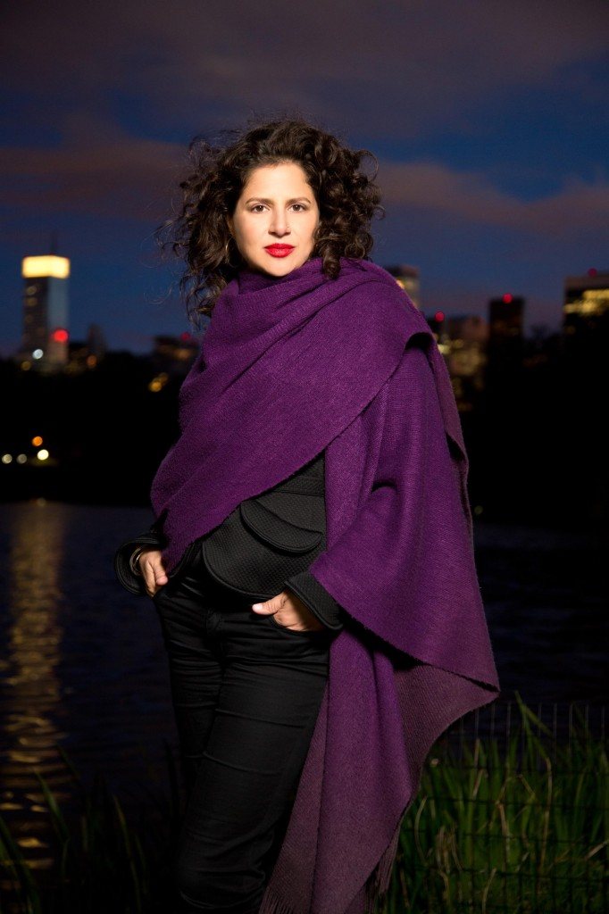 Anat Cohen at Maverick Concerts, Roll Online