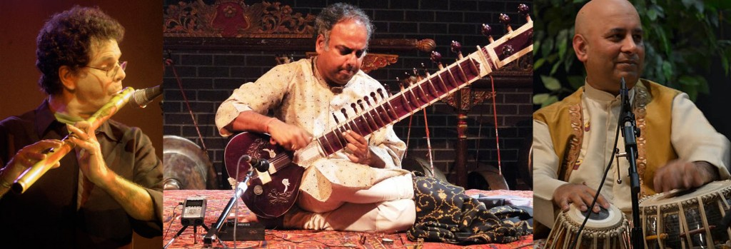 Steve Gorn, Sanjoy Bandopadhyay, Samir Chatterjee