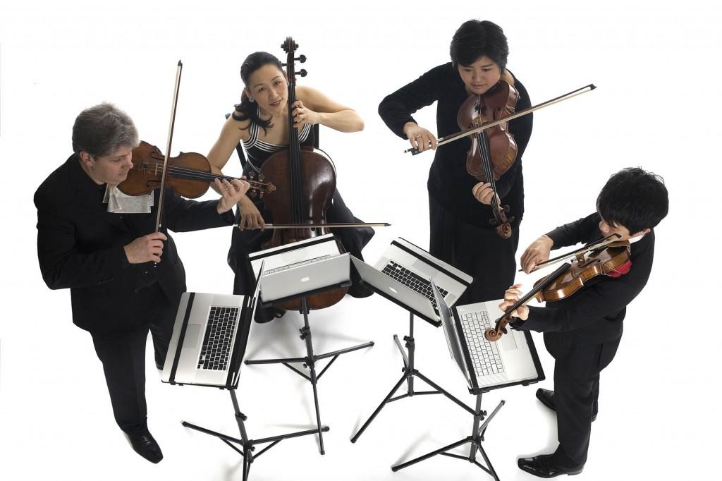 Borromeo String Quartet at Maverick, Roll Magazine