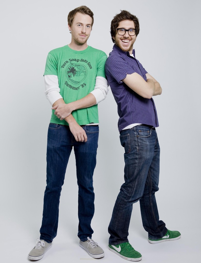 Jake & Amir, WCF, ROLL Magazine