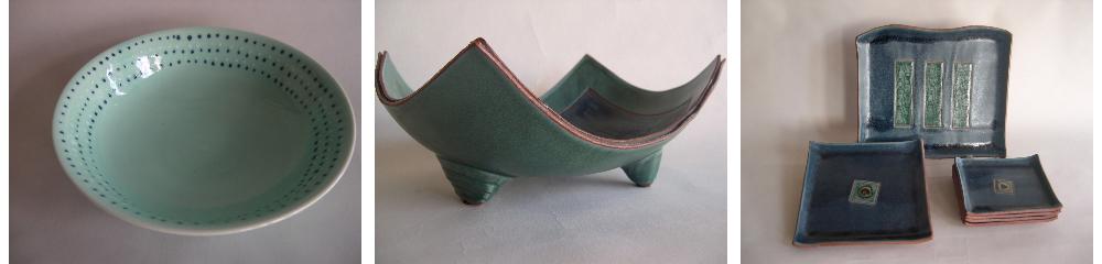 Brinton Baker : ceramics