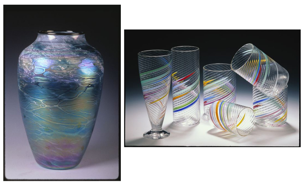 Tom Stoenner : glass