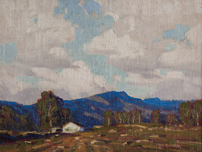Cecil Chichester (1891-1948) Fall 1912