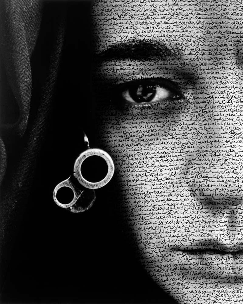 Shirin Neshat_Speechless_1996
