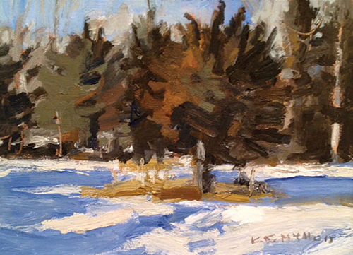 Kate McGloughlin_Cedar Trees