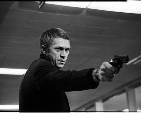 Feinstein Shoots McQueen