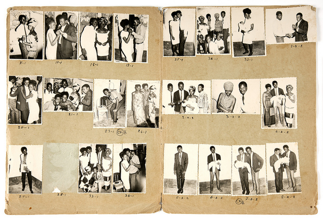 2. Sidibe  - Baptismal Party for Kaukou Sacko, 1967