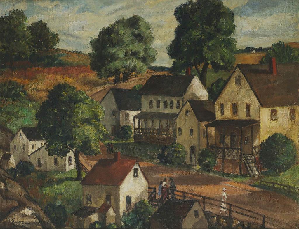 Eugene Speicher-Kingston, NY