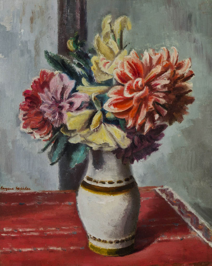 Eugene Speicher-Untitled Peony Still life816x1024
