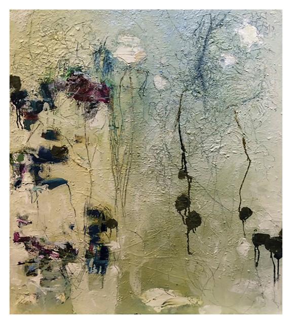 Don Elder, Untitled LP2, 2014 - 42 x 38