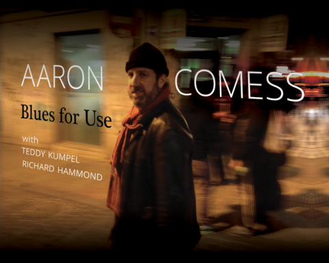 Aaron Comess' Blues for Use: Telling Colorful Stories without Words