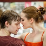 Photo 3A - Brendon Stimson and Samantha Sturm rehearse IN YOUR ARMS