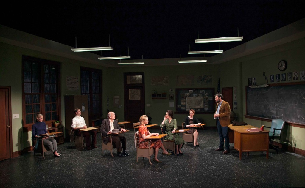 The Babylon Line By Richard Greenberg Directed by Terry Kinney