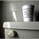 Melas, Toilet Cup