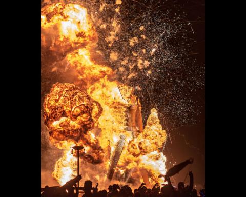 Burning Man: Prometheus of theSoul