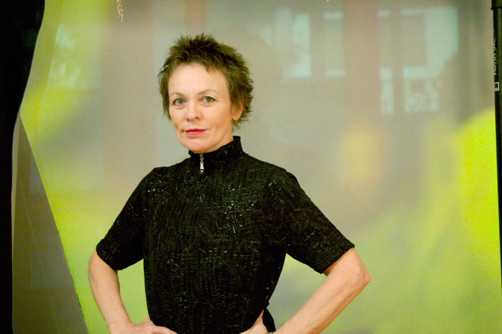 Laurie Anderson - Photo courtesy of the artist.