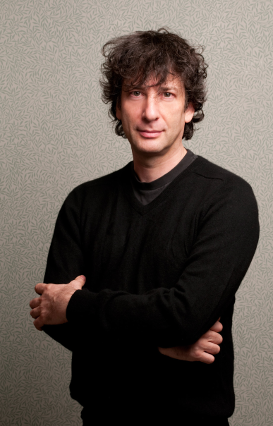 Neil Gaiman _ Photo by Kimberly Butler