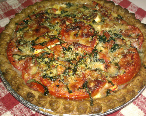 Tomato Pie: A Summer Feast