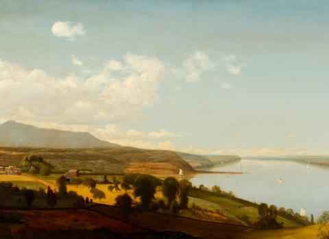 Jervis McEntee: Painter-​​Poet of the Hudson River School at The Dorsky