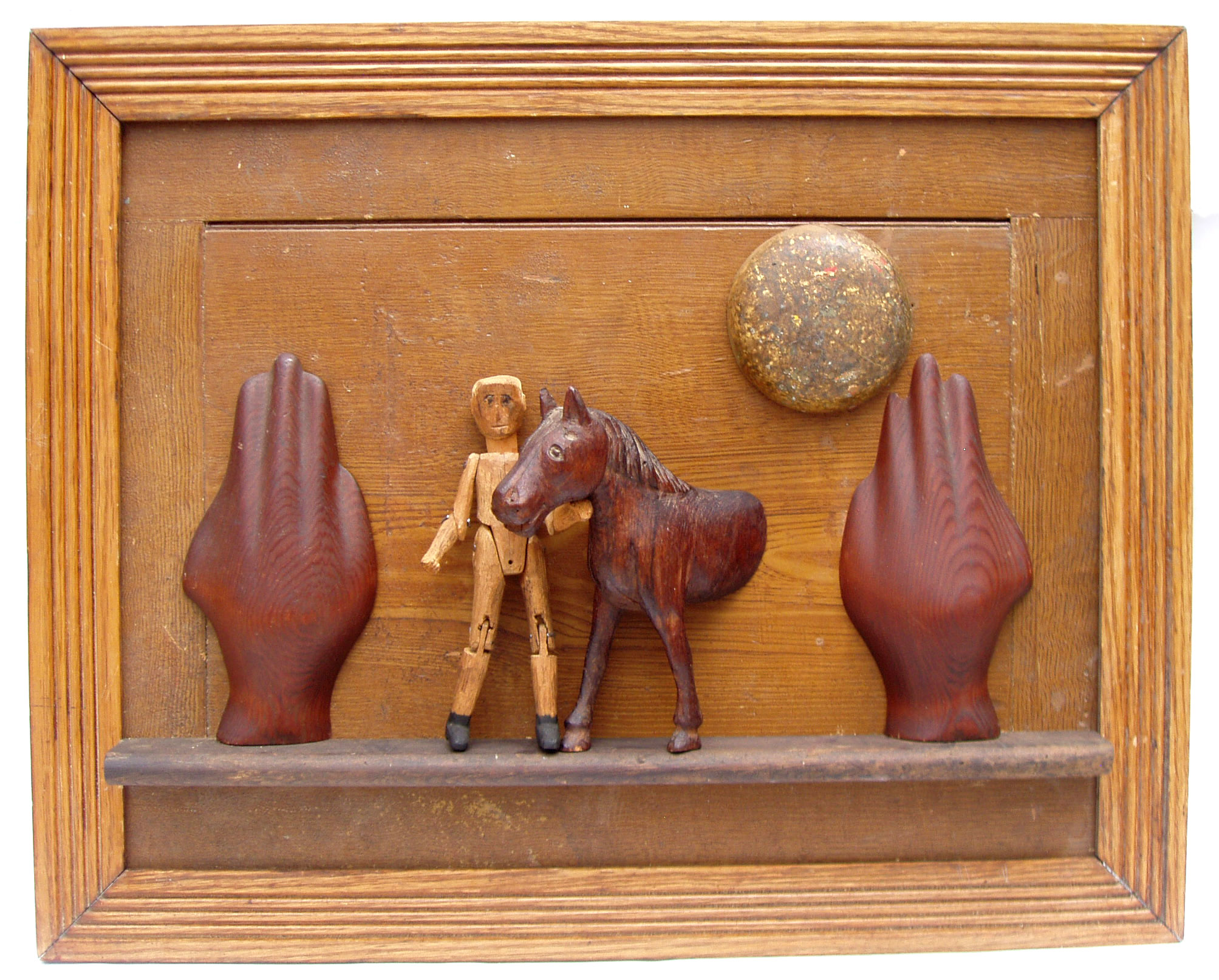"""""""The Horse Whisperer"""""""