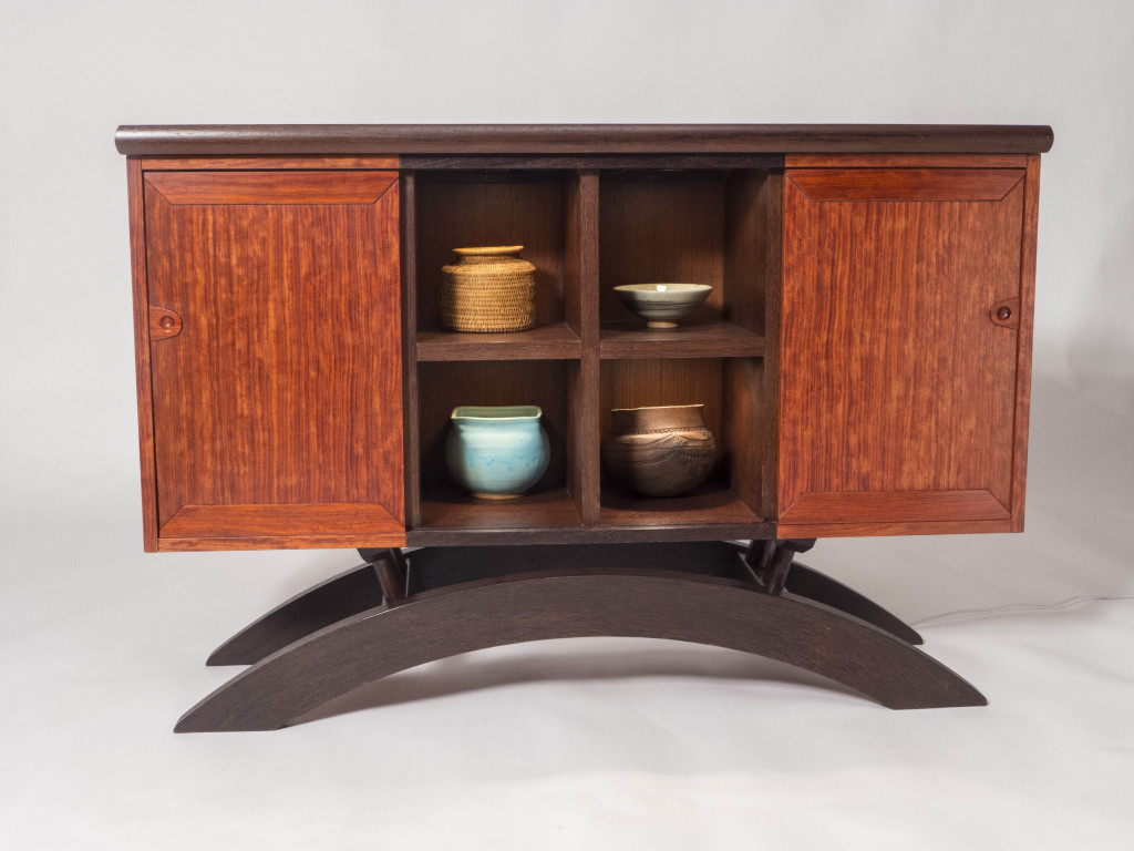 Michael Puryear, Sideboard, 2008