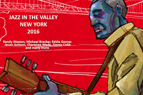 Jazz in the Valley 2016