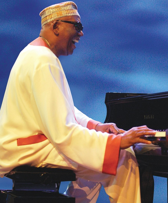 Randy Weston by Maria Echeverria