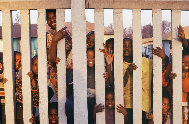 Amy Kaslow, Soweto, South Africa, 2000.