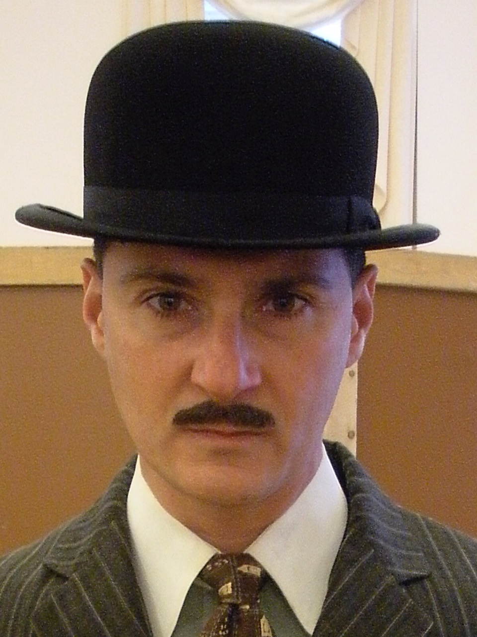 Johnny head shot from Boardwalk Empire
