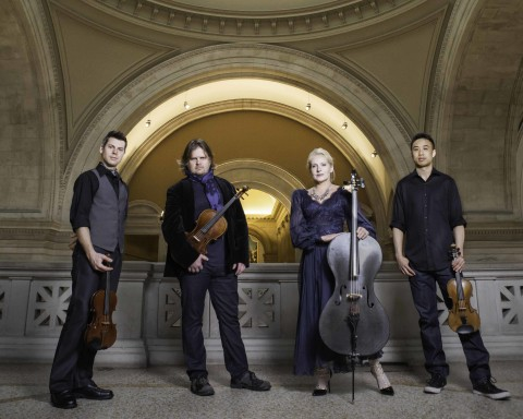 "Maverick Concerts Festival | June 23rd <span class=""amp"">&</span> 24th — <span class=""caps"">ETHEL</span> /​ June 25th — Miro Quartet"